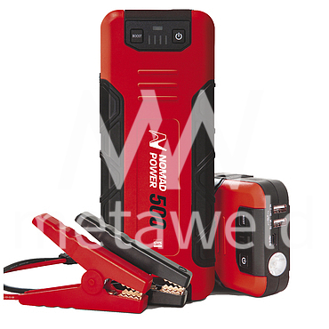 Startovací booster GYS NOMAD POWER 500 - 3